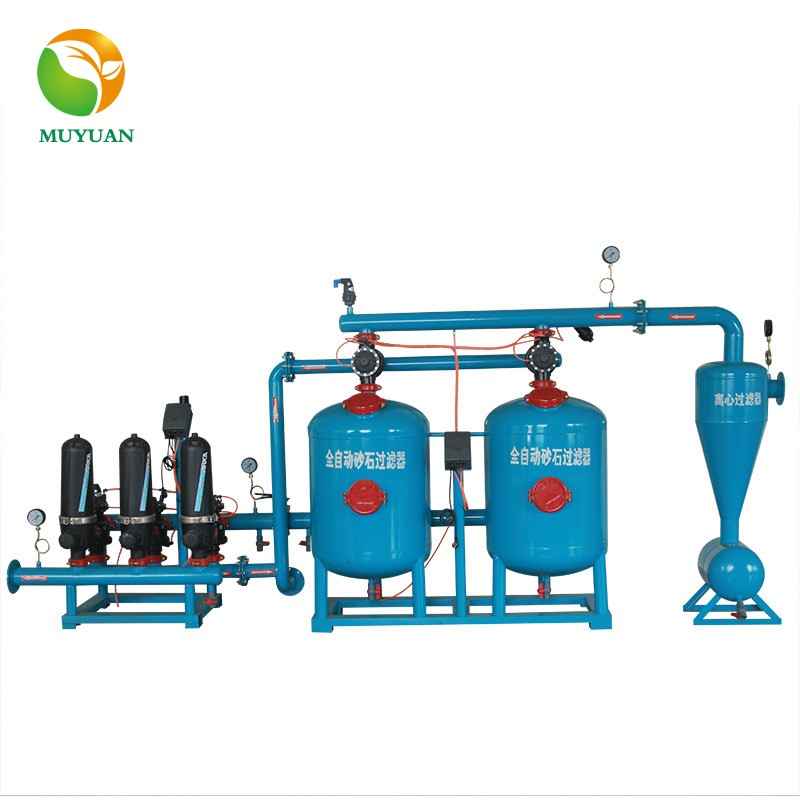 Back Washing Sand Filter For Drip Irrigation